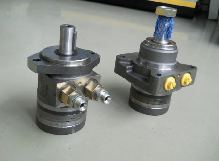 motor hidraulic